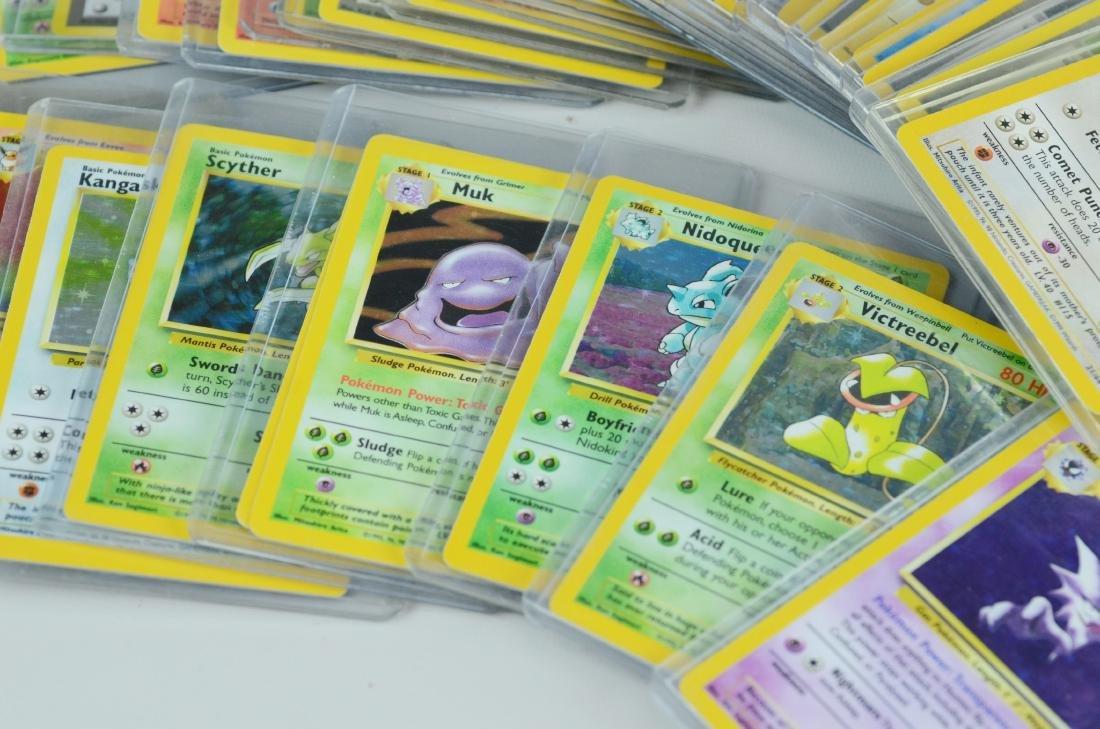 50+ Pokemon gaming cards, varied 1995-1998 - 3