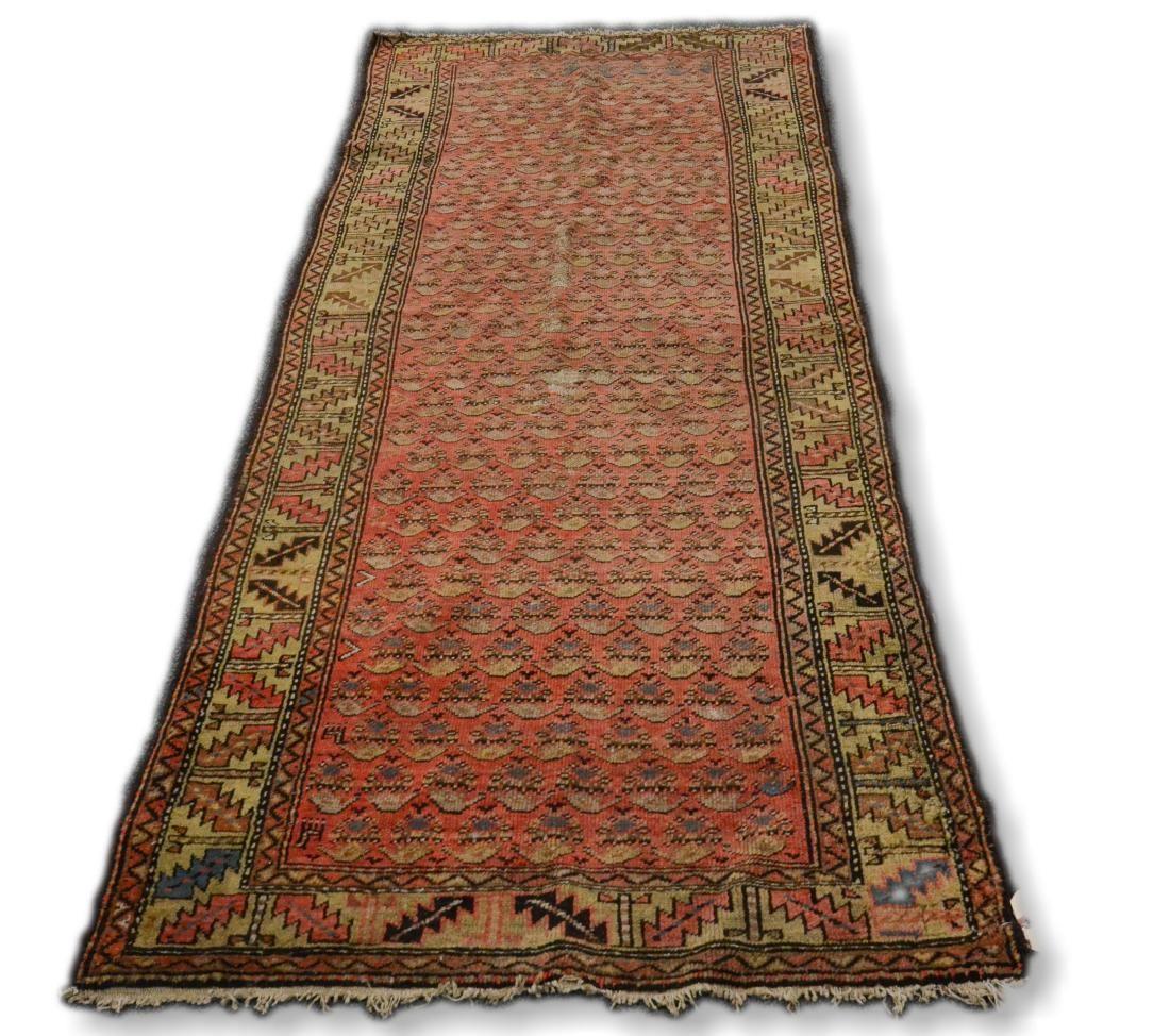 Circa 1930s Persian Hamadan rug