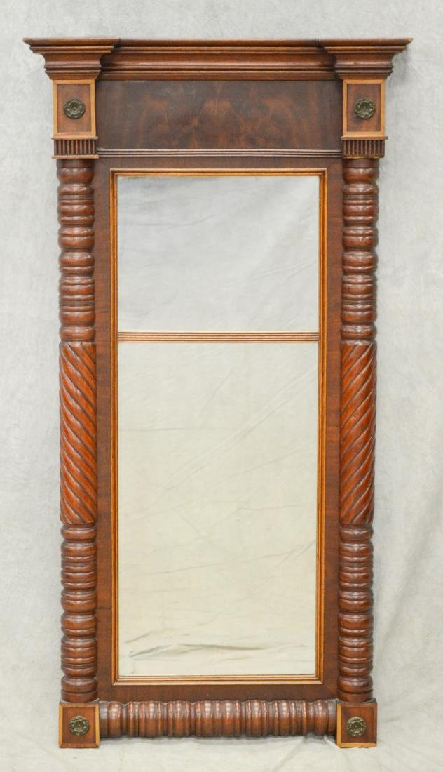 J H Miller & Co Empire style pier mirror