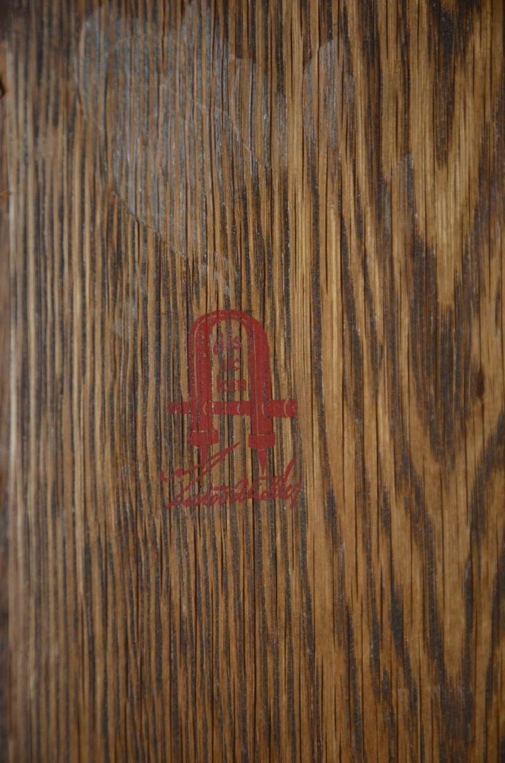 Gustav Stickley Mission oak bookcase - 2