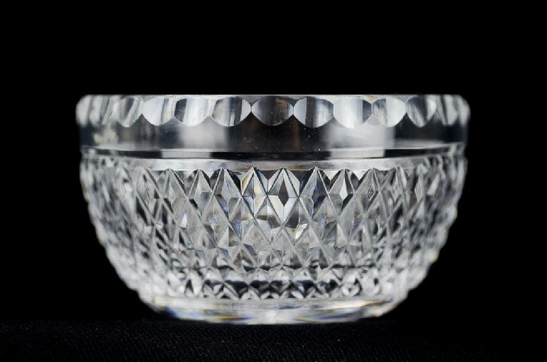 (5) pcs Waterford cut crystal - 3