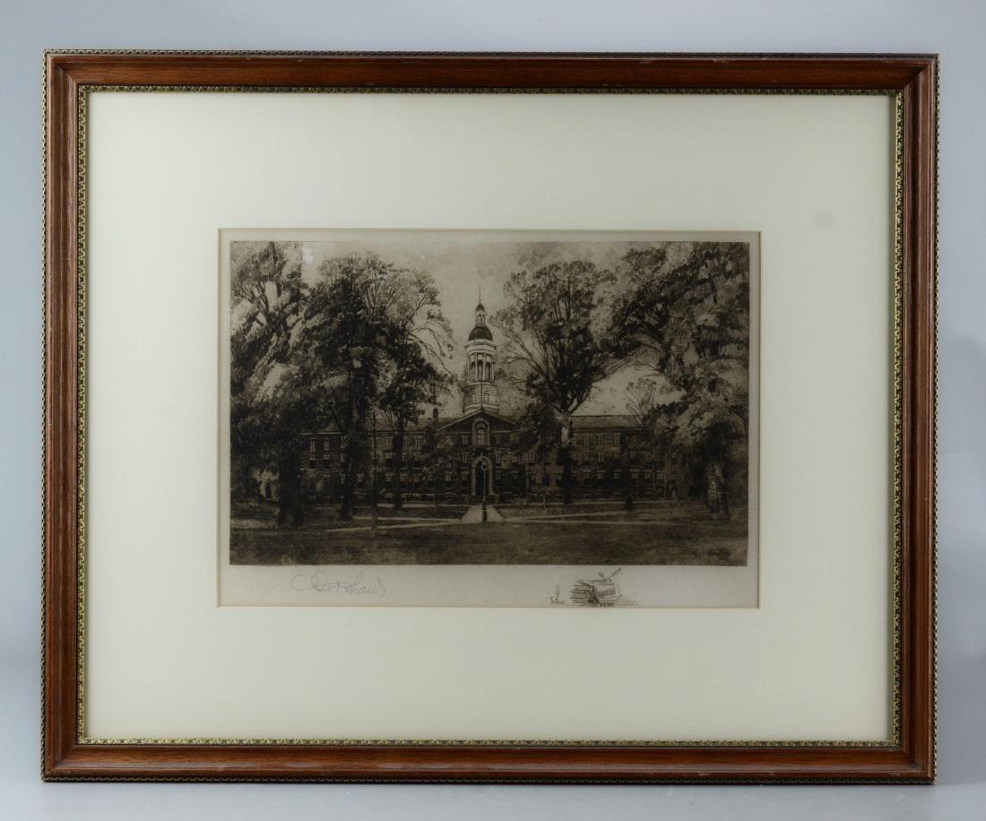 Robert Shaw, 3 etchings - 10