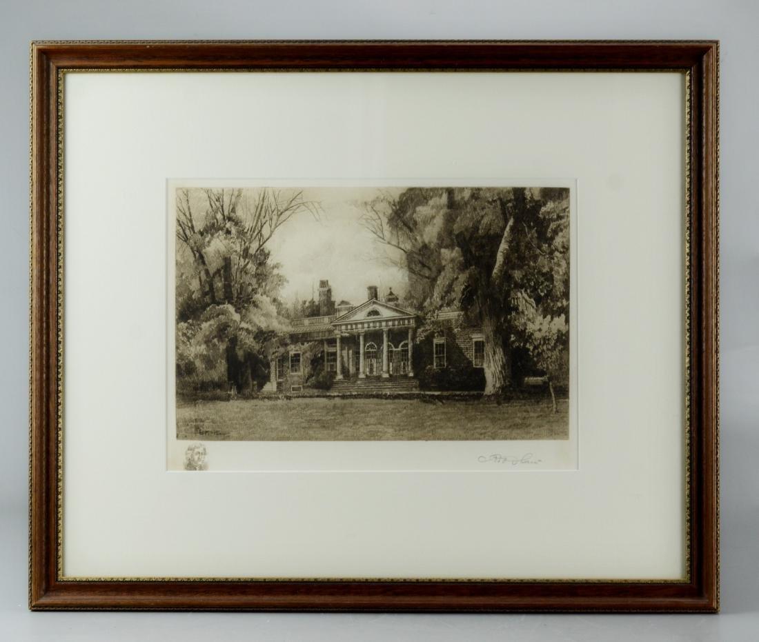 Robert Shaw, 3 etchings - 3