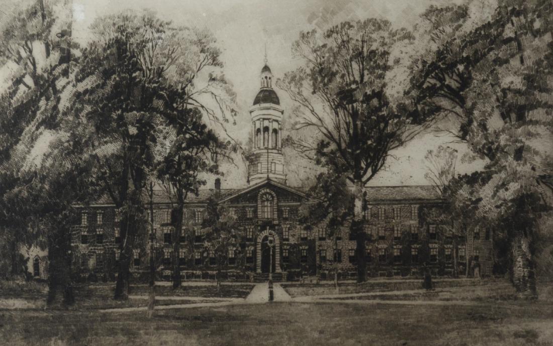 Robert Shaw, 3 etchings - 9