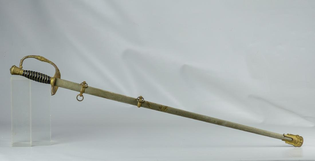 US Model 1860 Field and Staff Officer's Sword