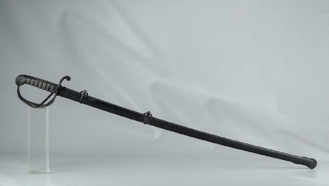 US Cavalry saber, Model 1840