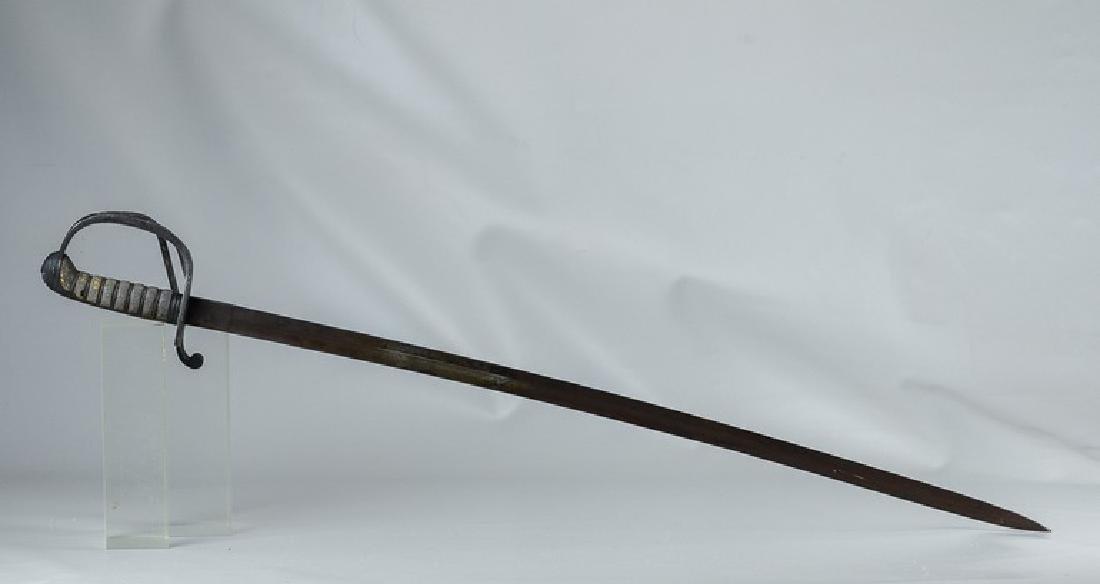US Cavalry saber, Model 1840 - 2