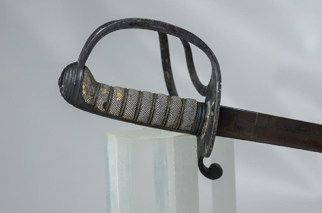 US Cavalry saber, Model 1840 - 3