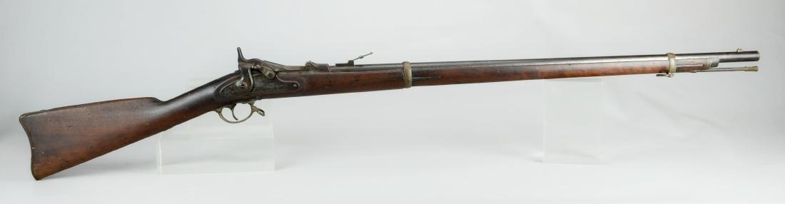1870 US Springfield Trapdoor Rifle