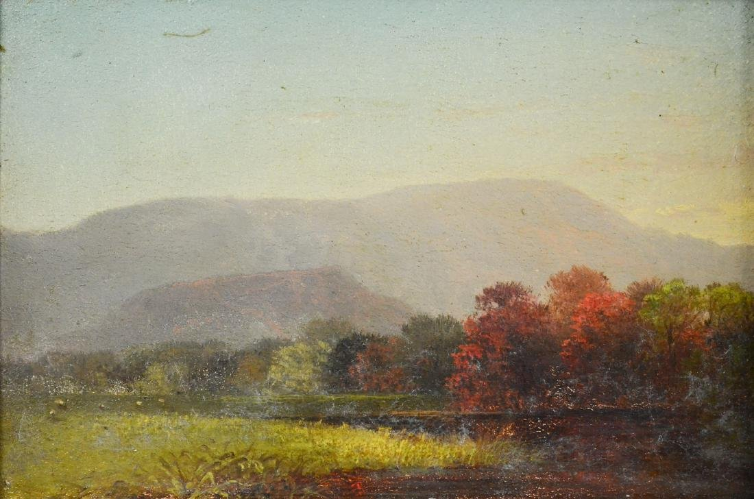 19th C American Landscape Painting