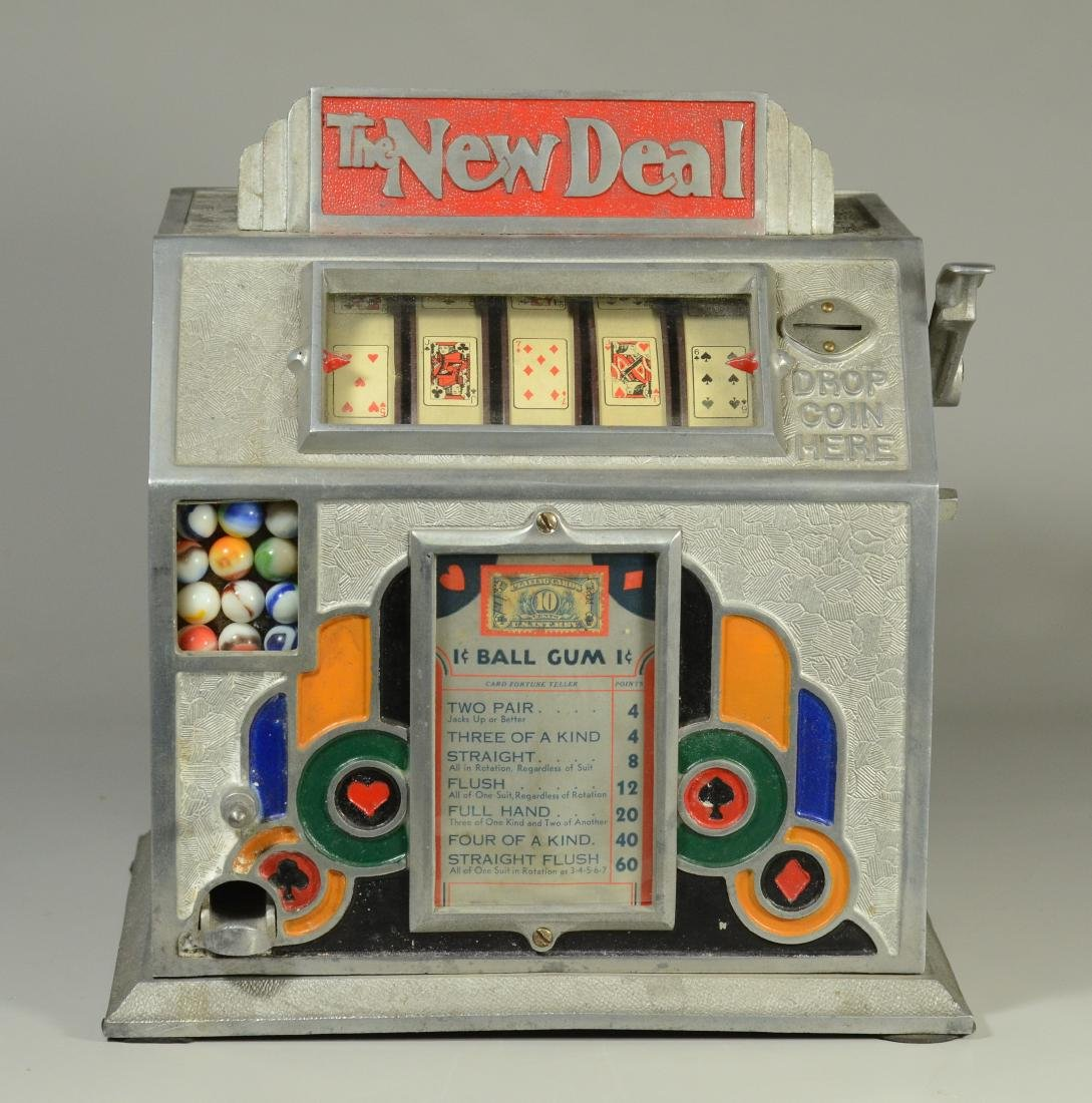 The New Deal Five Cent Trade Stimulator