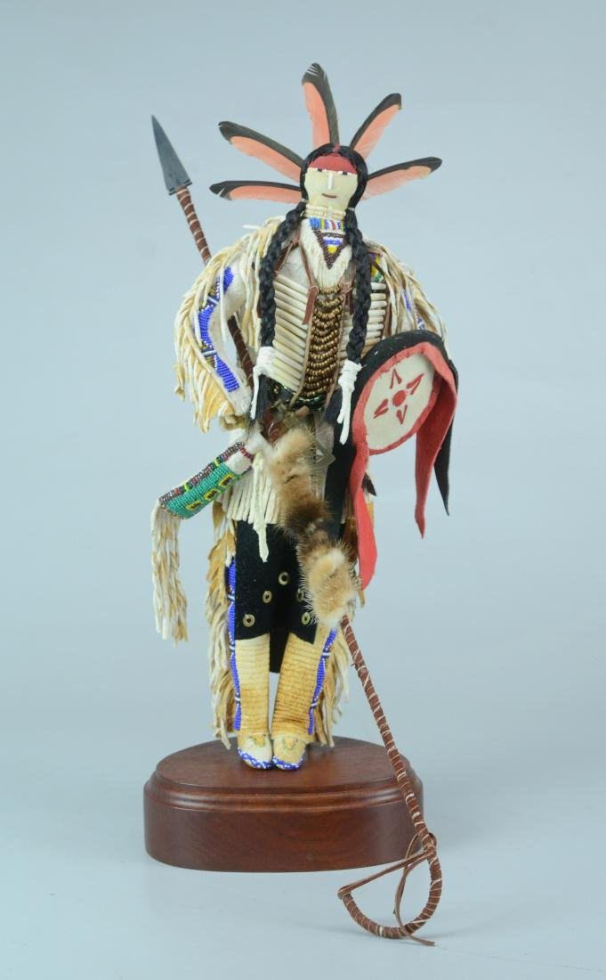 Donna Shakespeare-Cummings Arapaho Indian Doll