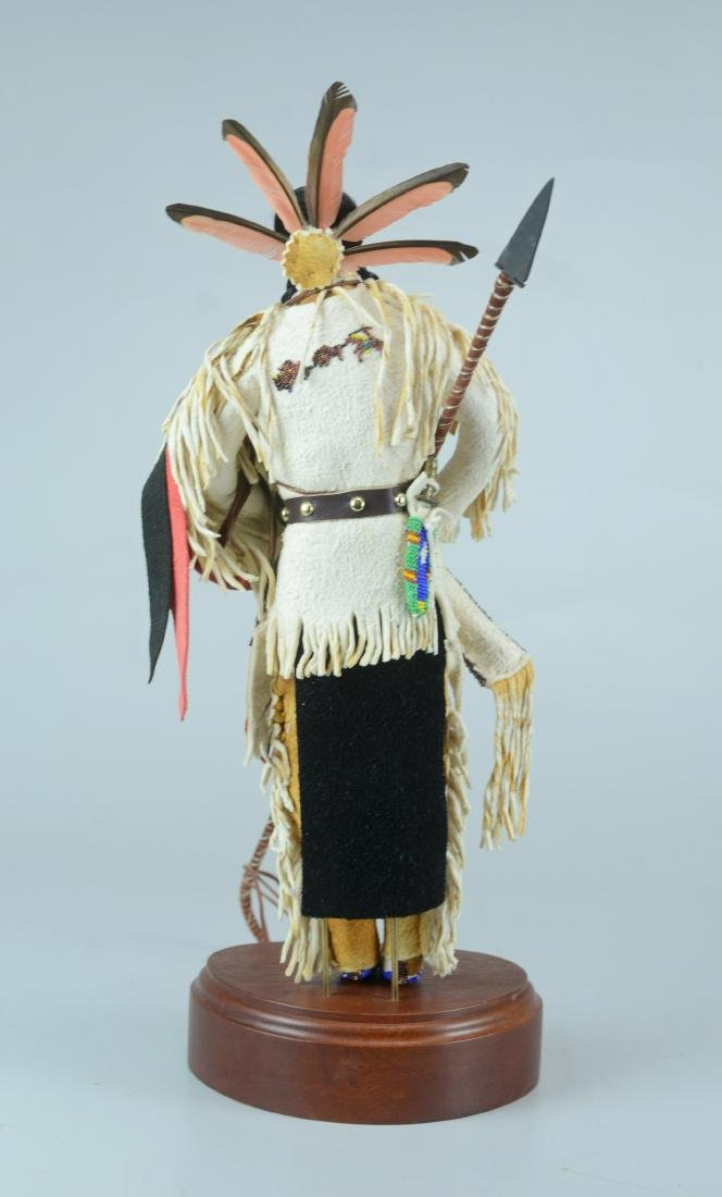 Donna Shakespeare-Cummings Arapaho Indian Doll - 2