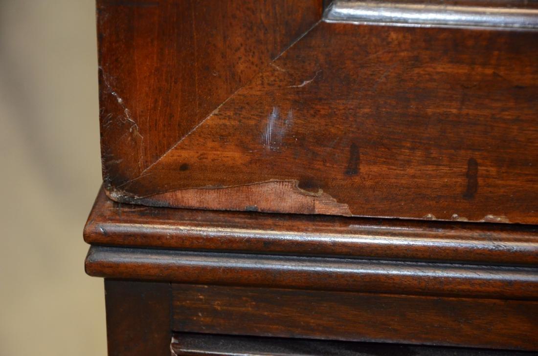 Georgian style mahogany wardrobe - 3