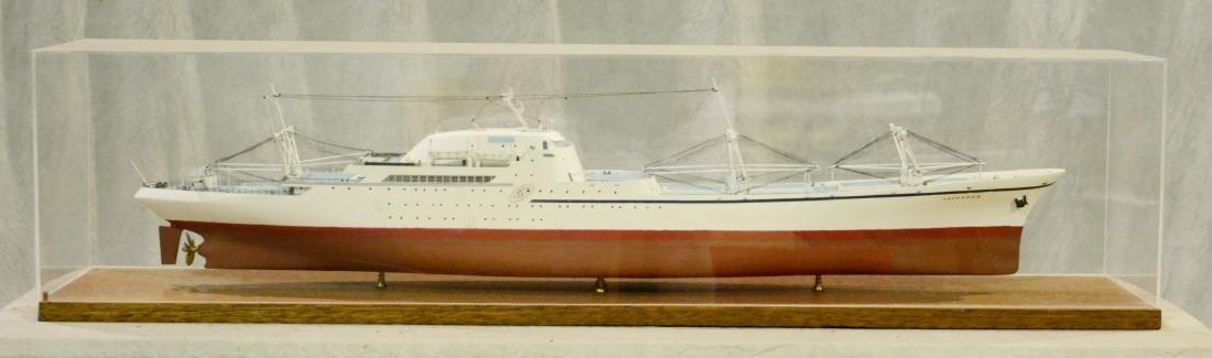 "Scale ship model ""NS Savannah"""