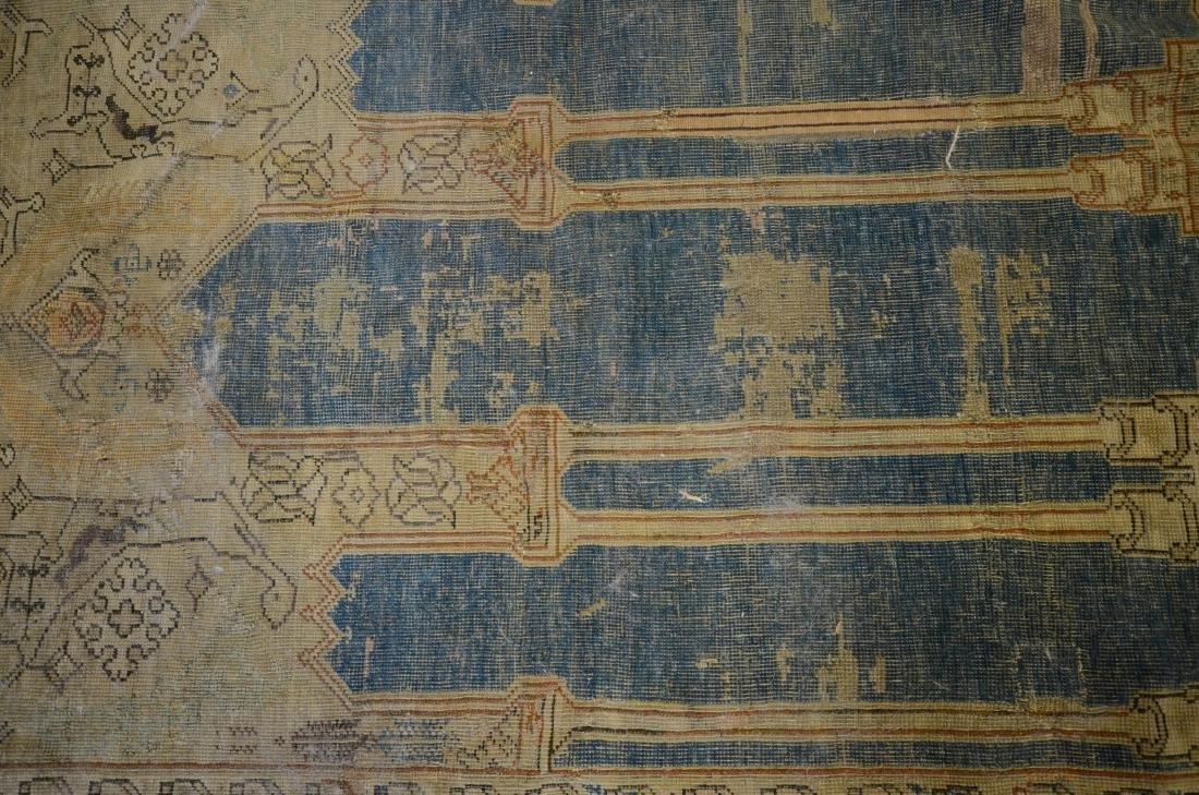 Lot of 2 Turkish Prayer rugs - 2