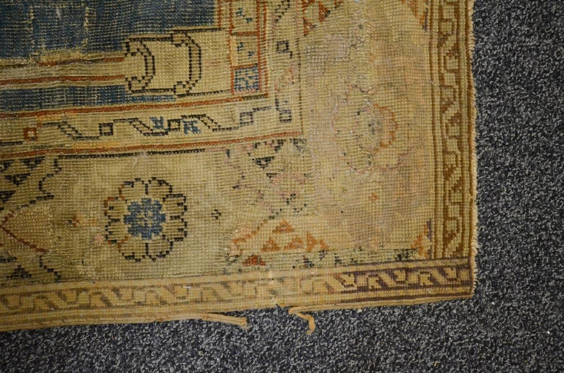 Lot of 2 Turkish Prayer rugs - 3