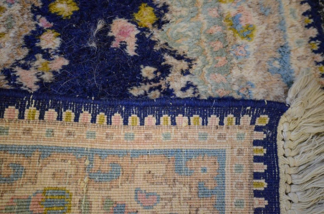 "Lot of 2 Kirman rugs 1'4""x3'0"" and 2'0""x3'11"" - 2"
