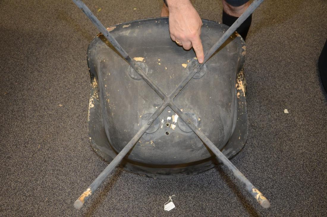 (4) Eames for Herman Miller Dax-1 fiberglass chairs - 4