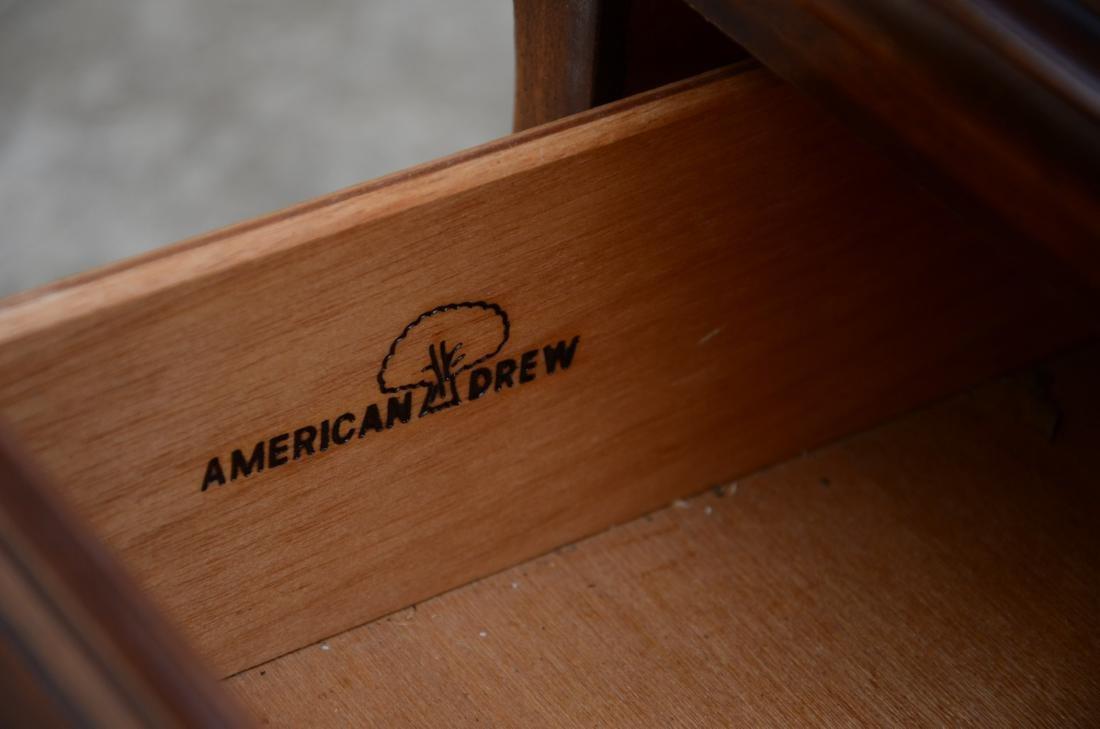 American Drew ball & claw hutch - 2
