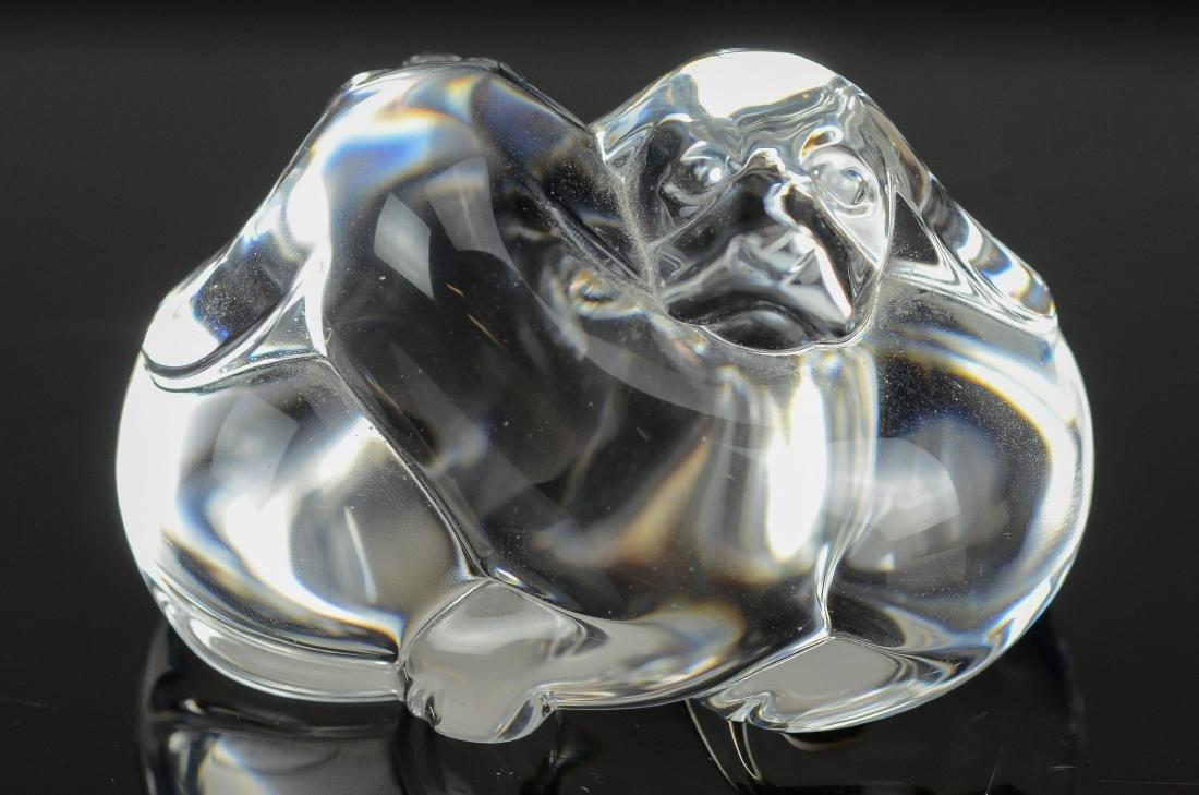 (6) Steuben crystal animal figurines - 4