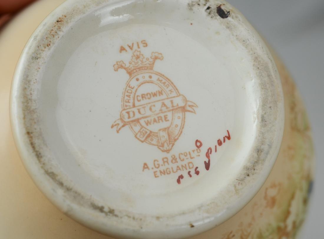 (6) pcs porcelain - 2