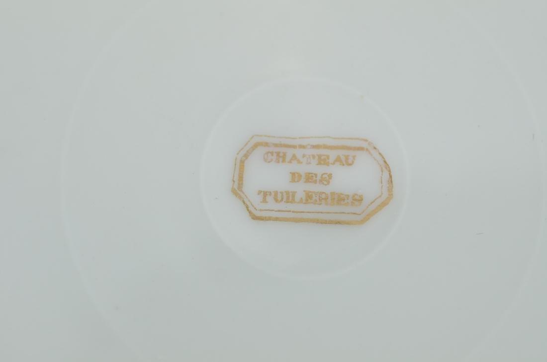 (6) Sevres style Louis Philippe Porcelain Plates - 4