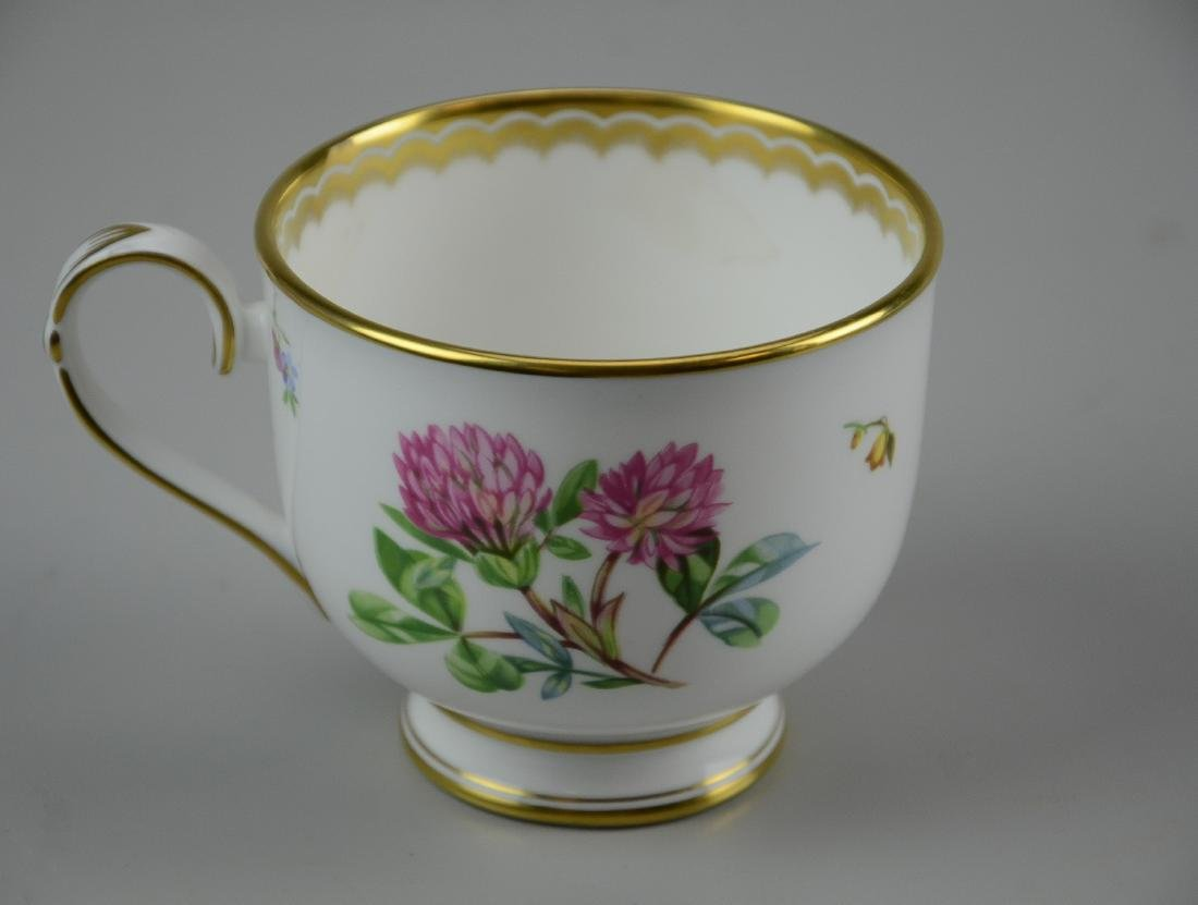 (2) Royal Worcester 5-piece place settings - 3