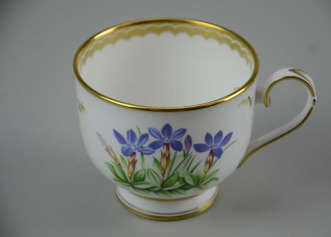 (2) Royal Worcester 5-piece place settings - 4