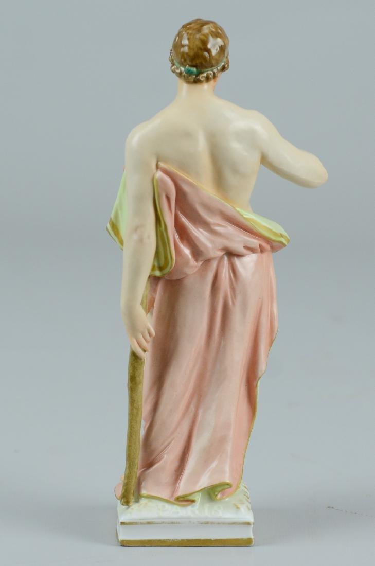 KPM porcelain Classical man figurine - 2
