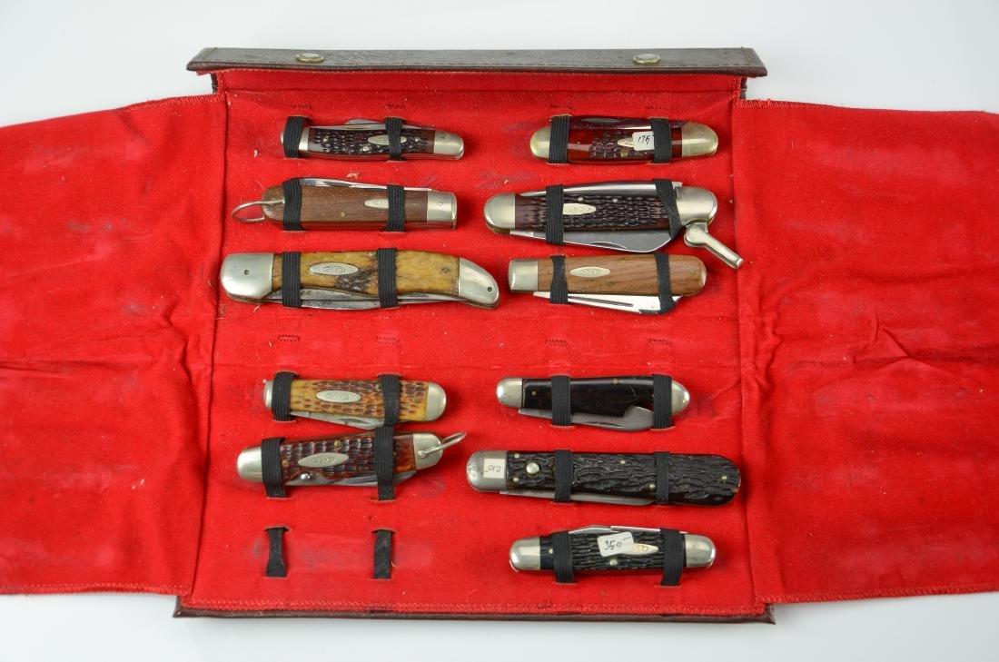 (11) Pocket knives