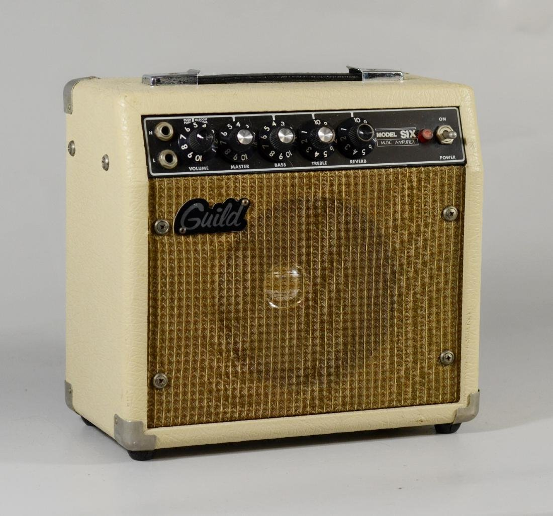 Guild Model 6 guitar amplifier