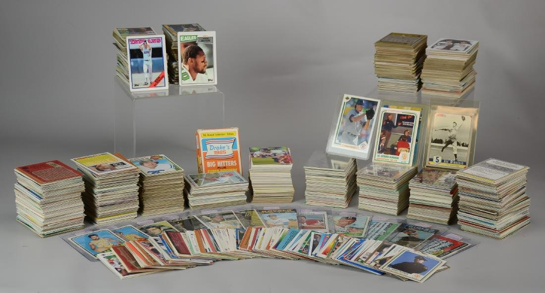 Variety of primarily 1960s & 1970s sport cards,