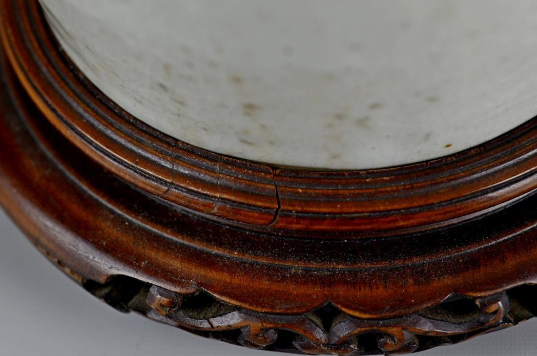 Chinese crackle glaze Rouleau vase - 2
