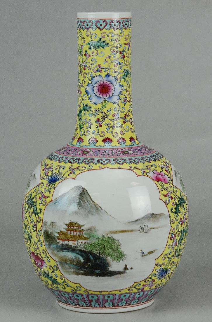 (3) Pcs Chinese porcelain - 6