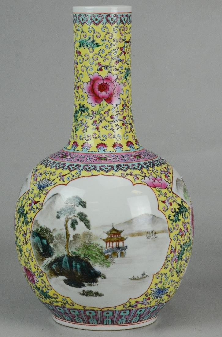 (3) Pcs Chinese porcelain - 7