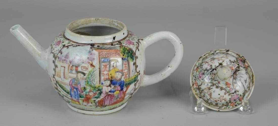 (3) Pcs Chinese porcelain - 2