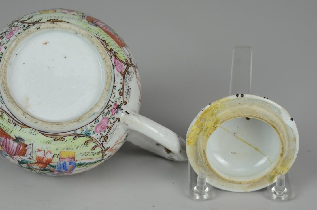 (3) Pcs Chinese porcelain - 5
