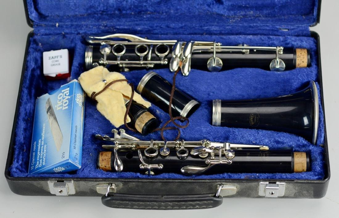 Buffet Crampon Paris B12 clarinet - 2