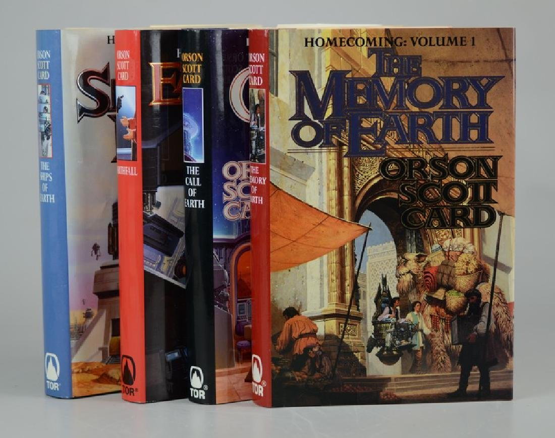 "First Editions: Card, Orson Scott ""The Memory of Ear"