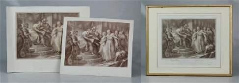 Francesco Bartolozzi (Italian, 1727-1815), stipple e