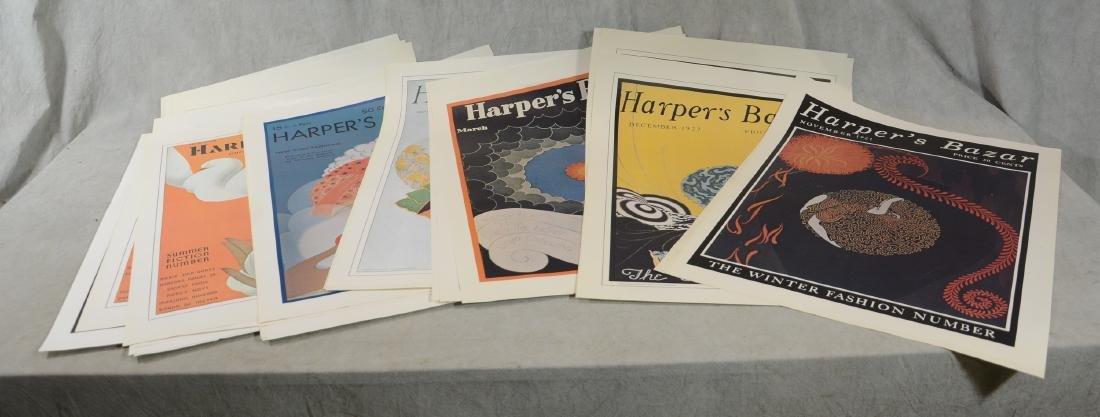(48) Harpers Bazaar cover posters