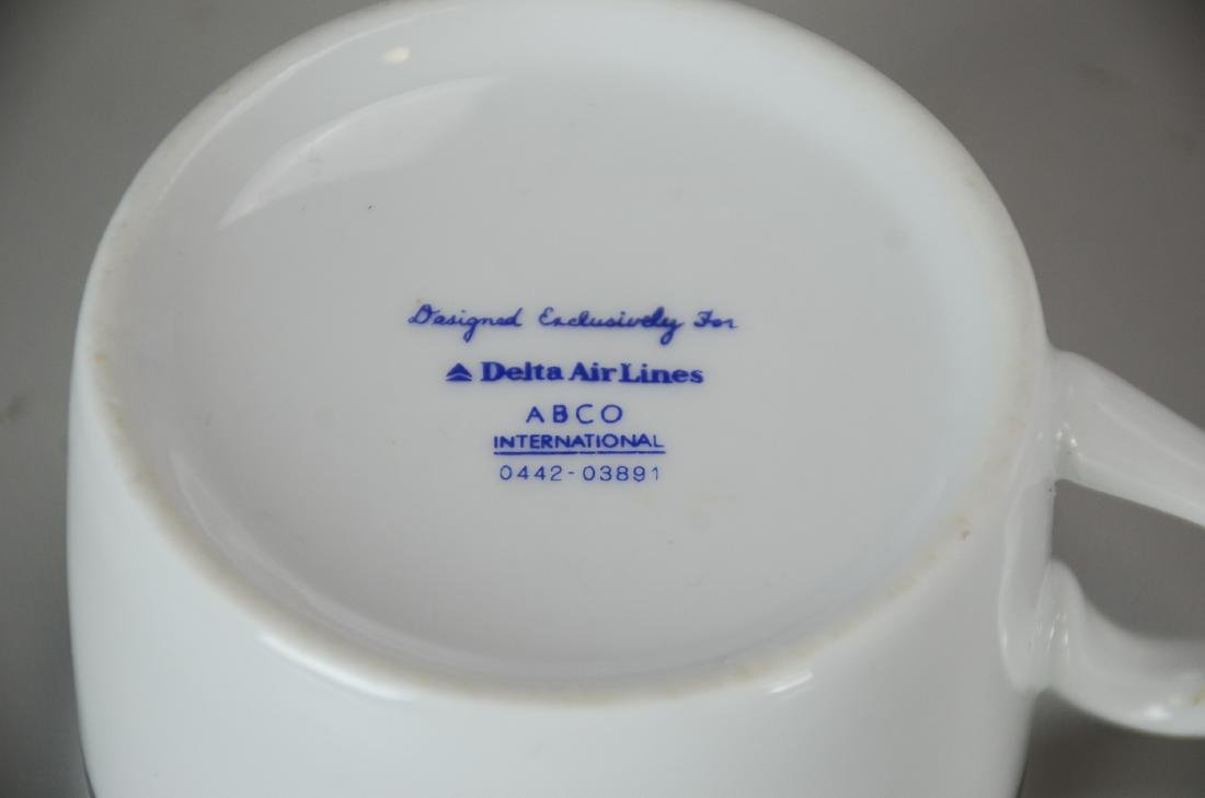 Large Lot of Cup & Saucers - 4