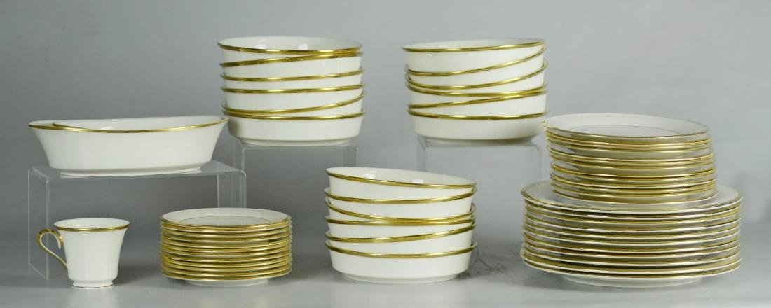 (68) Pcs Lenox Eternal Pattern Dinnerware