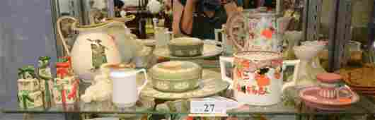 Shelf Wedgwood Porcelain