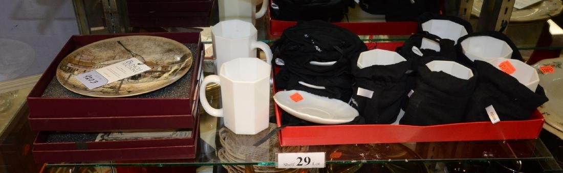 Shelf Lot 29 Porcelain