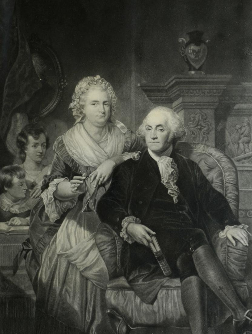 "Henry Bryan Hall (American, 1808-1884), ""Washington at"