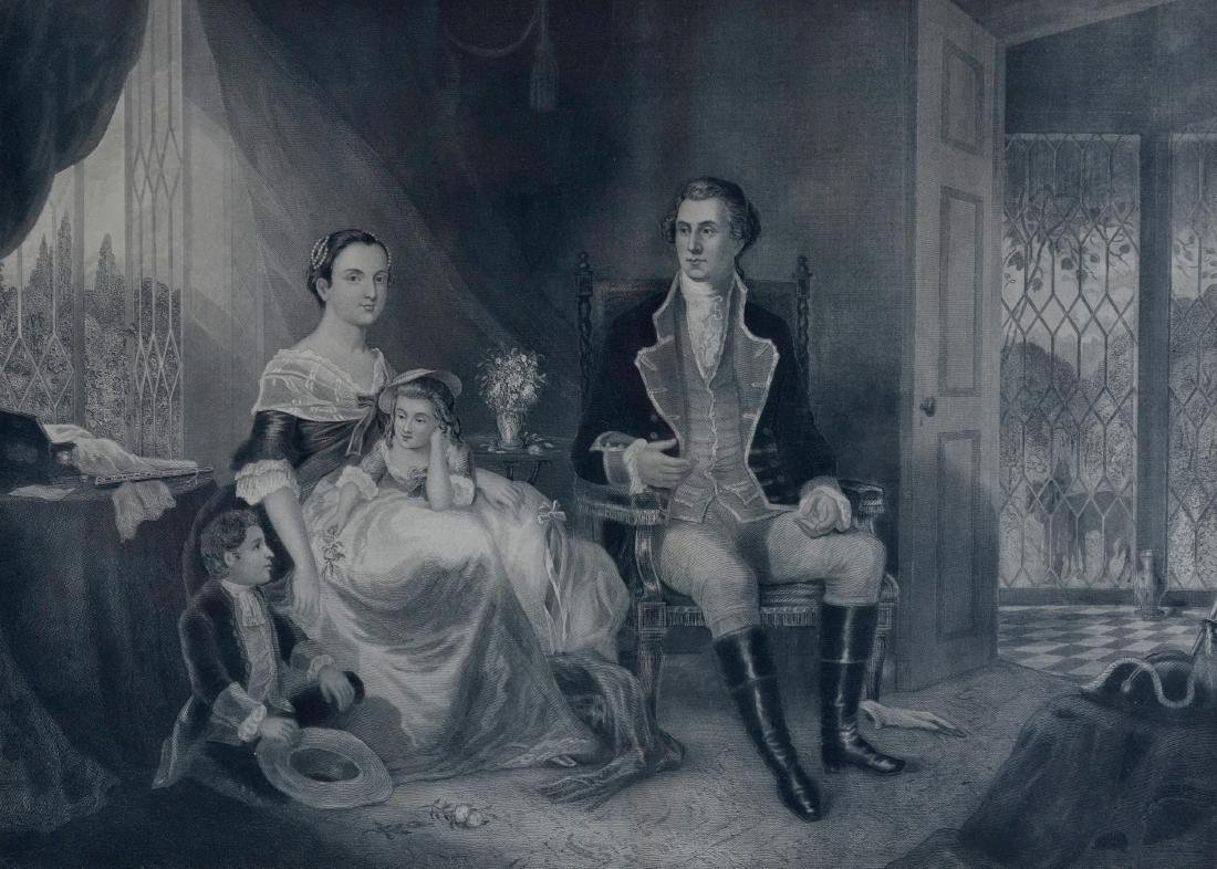 "John C. McCrae (American, active 1850), ""The Courtship"