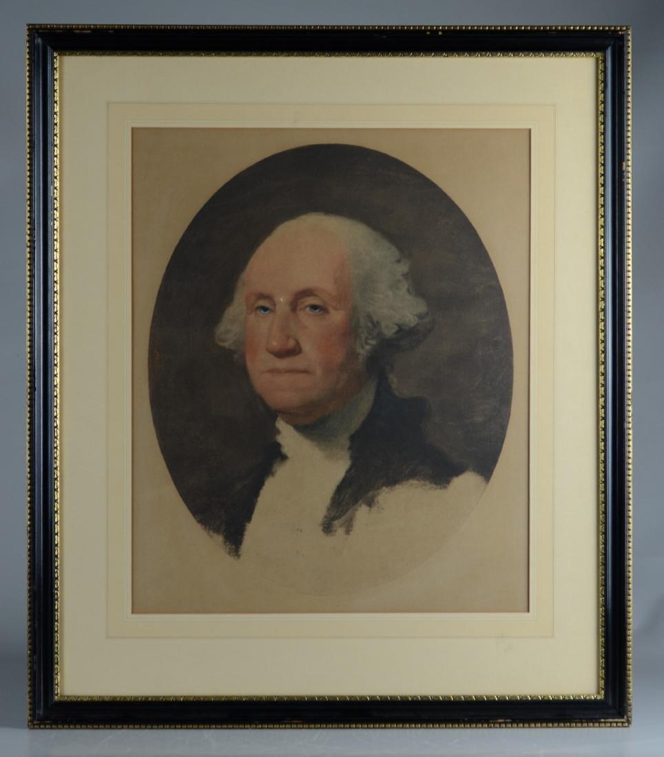 Pr George Washington prints - 2