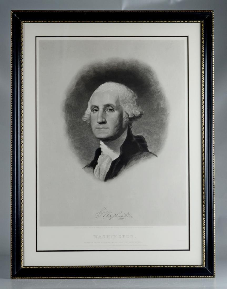 Pr George Washington engravings - 2